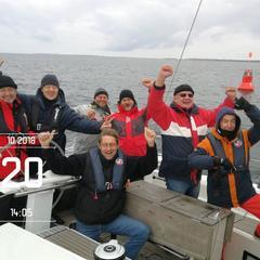 Andromeda Crew - Segelt traditionell den Meilenrekord