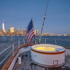 Whirlpool mit Manhattan