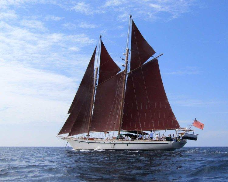 Sailing Yacht Dallinghoo