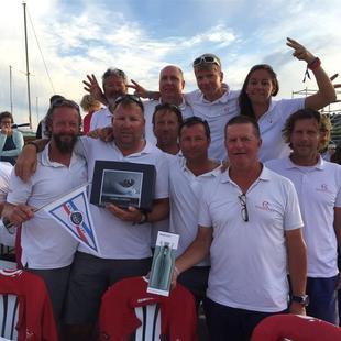 Siegercrew der Ember Sea