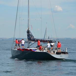 Ember Sea nach der Regatta