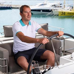 Lagoon 560 Skipper