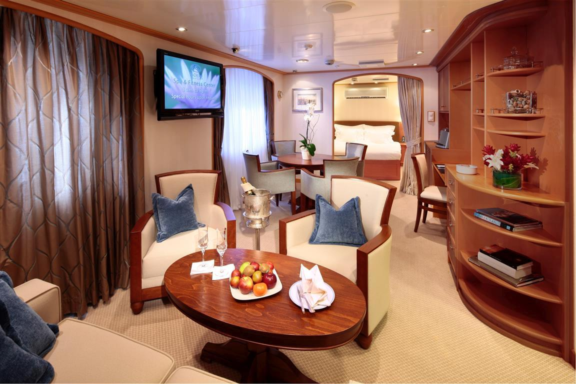Admiral Suite Sea Dream
