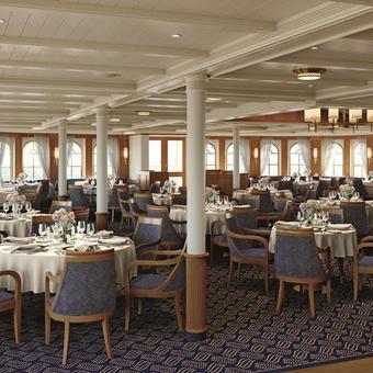 Sea CLoud SPirit Restaurant