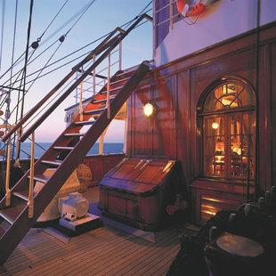 Sea Cloud Deckshaus