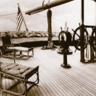 Sea Cloud Achterdeck History