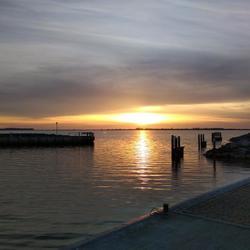 Sonnenaufgang über Rügen