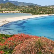 Bucht von Villasimius Südsardinien