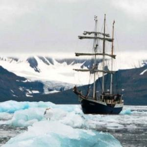 Antigua im Eis