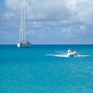 Karibik mit Tender