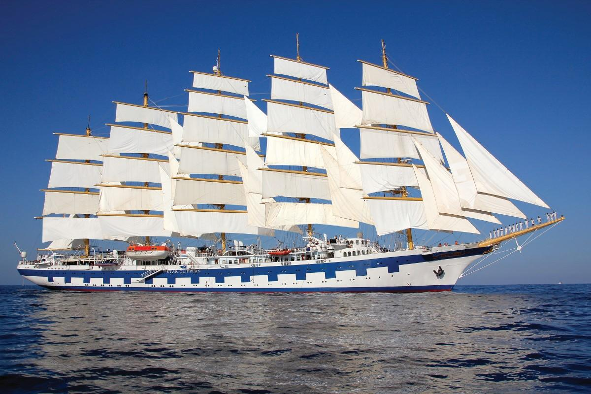 Zur Royal Clipper