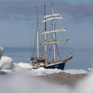 Antigua Spitzbergen