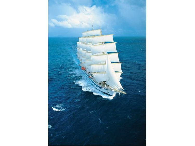 Royal Clipper Weihnachten Karibik Windward Islands