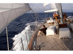 Crossing the Atlantic on Chronos