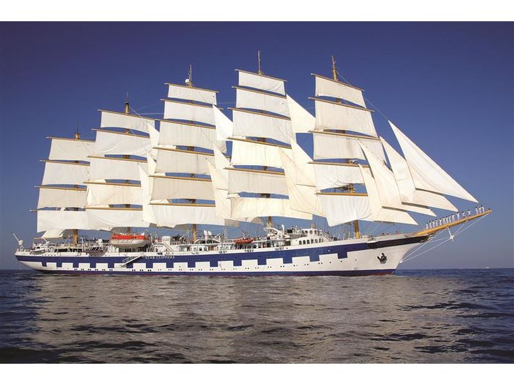 Royal Clipper Venedig - Rom