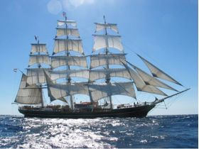 Under African Sun - Tall Ship to Cap Verde