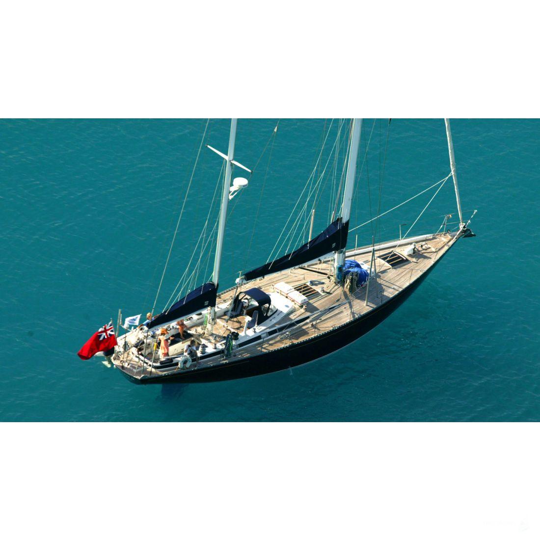 Yacht Charter Swan 65 im Mittelmeer