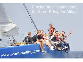 Sailing Event at High-Speed Trimaran