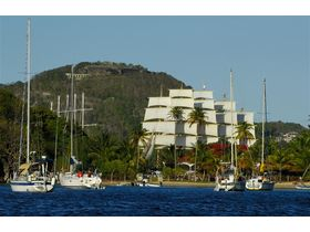 Winsward Islands - Sailing Cruise Carribean at Royal...