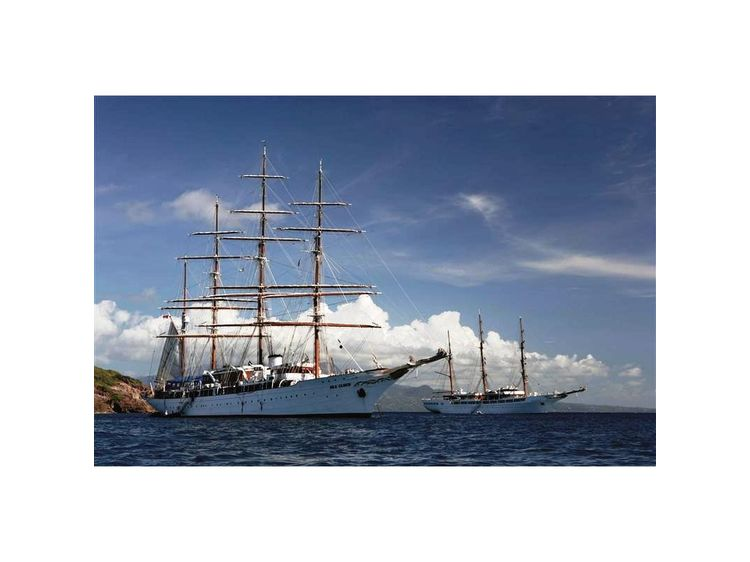Sea Cloud Kanarische Inseln